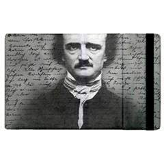 Edgar Allan Poe  Apple iPad 2 Flip Case