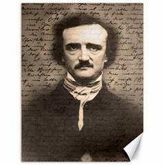 Edgar Allan Poe  Canvas 18  x 24