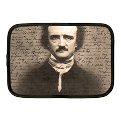 Edgar Allan Poe  Netbook Case (Medium)