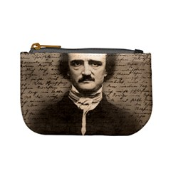 Edgar Allan Poe  Mini Coin Purses