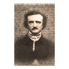 Edgar Allan Poe  Shower Curtain 48  x 72  (Small)