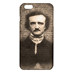 Edgar Allan Poe  Iphone 6 Plus/6s Plus Tpu Case
