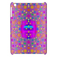 Colors And Wonderful Flowers On A Meadow Apple Ipad Mini Hardshell Case