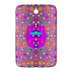 Colors And Wonderful Flowers On A Meadow Samsung Galaxy Note 8.0 N5100 Hardshell Case