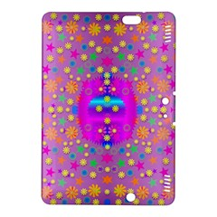 Colors And Wonderful Flowers On A Meadow Kindle Fire HDX 8.9  Hardshell Case