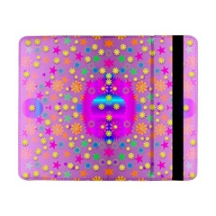 Colors And Wonderful Flowers On A Meadow Samsung Galaxy Tab Pro 8.4  Flip Case