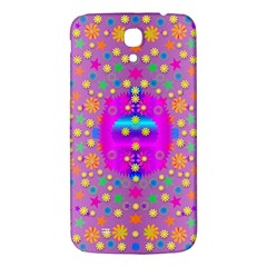 Colors And Wonderful Flowers On A Meadow Samsung Galaxy Mega I9200 Hardshell Back Case