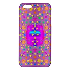 Colors And Wonderful Flowers On A Meadow iPhone 6 Plus/6S Plus TPU Case