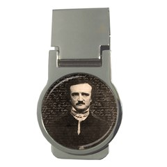 Edgar Allan Poe  Money Clips (Round)