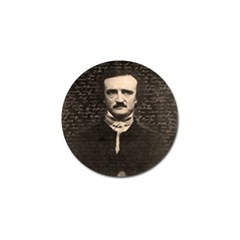 Edgar Allan Poe  Golf Ball Marker