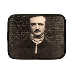 Edgar Allan Poe  Netbook Case (Small)