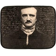Edgar Allan Poe  Fleece Blanket (Mini)