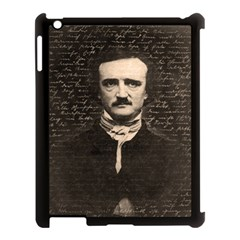 Edgar Allan Poe  Apple iPad 3/4 Case (Black)