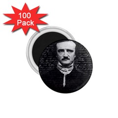 Edgar Allan Poe  1.75  Magnets (100 pack)