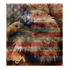 Vintage Eagle  Shower Curtain 66  x 72  (Large)
