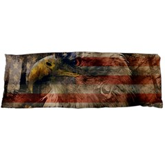 Vintage Eagle  Body Pillow Case (Dakimakura)