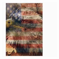 Vintage Eagle  Small Garden Flag (Two Sides)