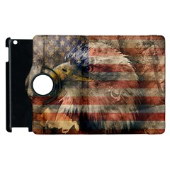 Vintage Eagle  Apple iPad 2 Flip 360 Case