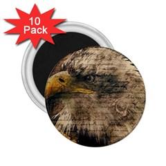 Vintage Eagle  2.25  Magnets (10 pack)