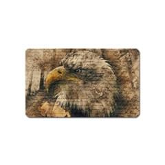 Vintage Eagle  Magnet (Name Card)