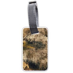 Vintage Eagle  Luggage Tags (Two Sides)