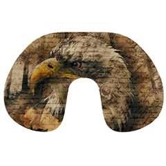 Vintage Eagle  Travel Neck Pillows