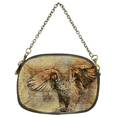 Vintage owl Chain Purses (Two Sides)