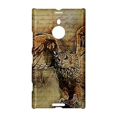 Vintage Owl Nokia Lumia 1520
