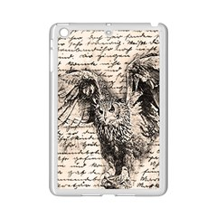 Vintage owl iPad Mini 2 Enamel Coated Cases