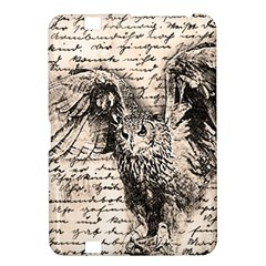 Vintage owl Kindle Fire HD 8.9
