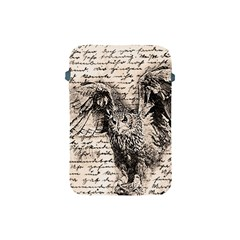 Vintage owl Apple iPad Mini Protective Soft Cases