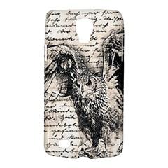 Vintage owl Galaxy S4 Active