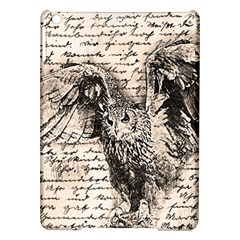 Vintage owl iPad Air Hardshell Cases