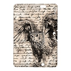 Vintage owl Kindle Fire HDX 8.9  Hardshell Case