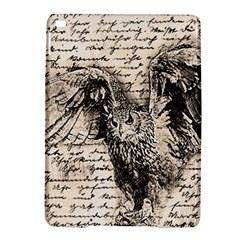 Vintage owl iPad Air 2 Hardshell Cases