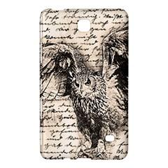 Vintage owl Samsung Galaxy Tab 4 (8 ) Hardshell Case