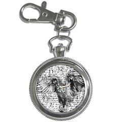 Vintage owl Key Chain Watches