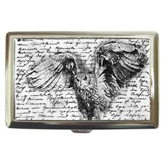 Vintage owl Cigarette Money Cases