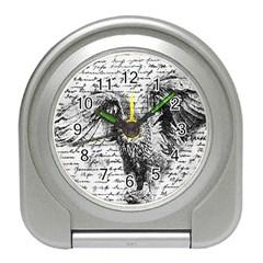 Vintage owl Travel Alarm Clocks