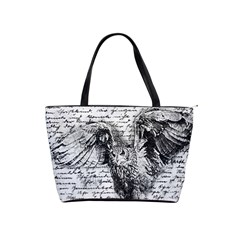 Vintage owl Shoulder Handbags