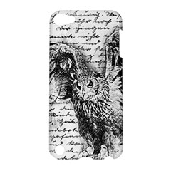 Vintage owl Apple iPod Touch 5 Hardshell Case