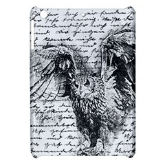 Vintage owl Apple iPad Mini Hardshell Case
