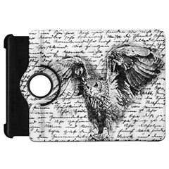 Vintage owl Kindle Fire HD 7