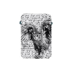 Vintage owl Apple iPad Mini Protective Soft Cases