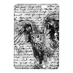 Vintage owl Kindle Fire HDX 8.9  Hardshell Case