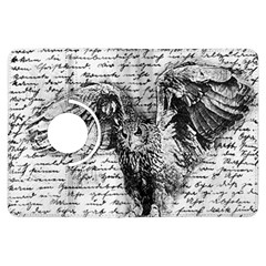 Vintage owl Kindle Fire HDX Flip 360 Case