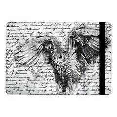 Vintage owl Samsung Galaxy Tab Pro 10.1  Flip Case