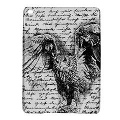 Vintage owl iPad Air 2 Hardshell Cases