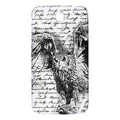 Vintage owl Samsung Galaxy Mega I9200 Hardshell Back Case