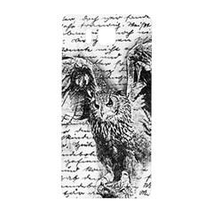Vintage owl Samsung Galaxy Alpha Hardshell Back Case
